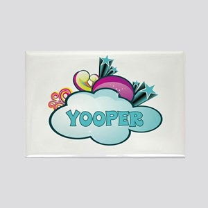 Retro Yooper Magnets