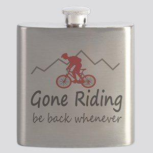 Gone riding be back whenever Flask