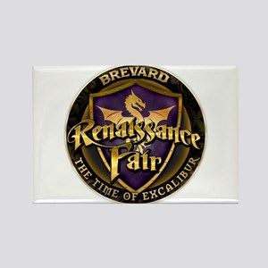 Brevard Renaissance Fair Magnets