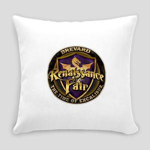 Brevard Renaissance Fair Everyday Pillow