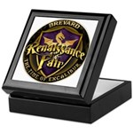 Brevard Renaissance Fair Keepsake Box