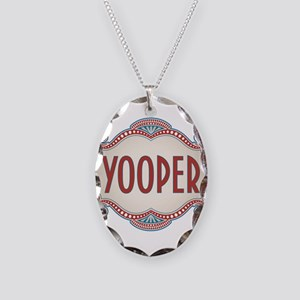 Retro Vintage Yooper Necklace