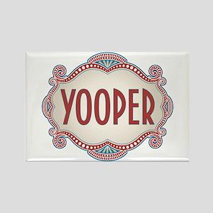 Retro Vintage Yooper Magnets