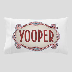 Retro Vintage Yooper Pillow Case