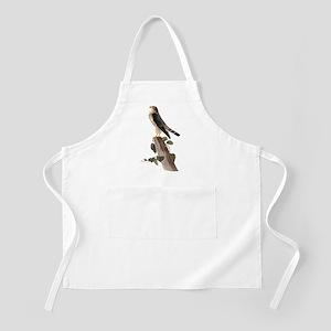 Merlin Falcon Audubon Vintage Art Apron