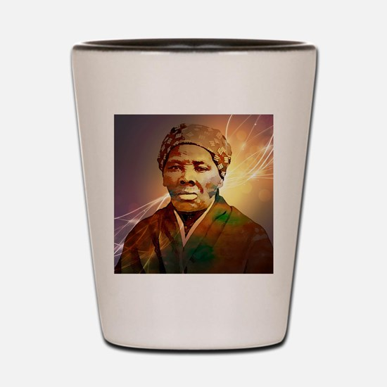 Cute Harriet tubman Shot Glass