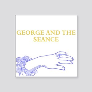 George and the Seance First Logo Sticker