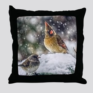 I've Got my Eye on You! Throw Pillow