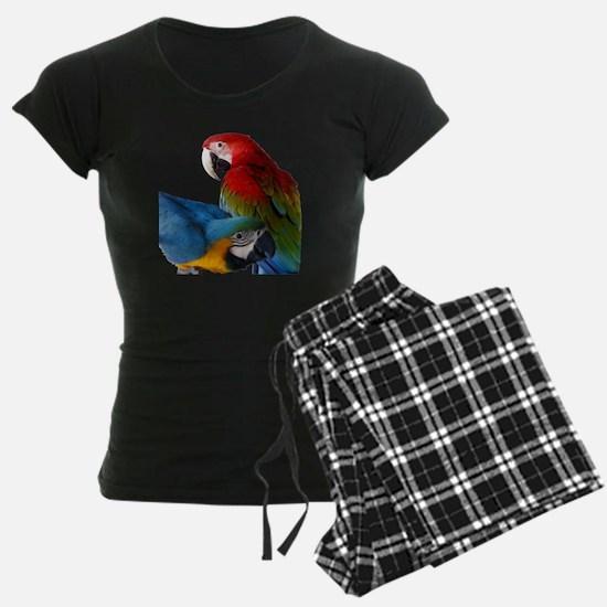 2 Macaws Pajamas
