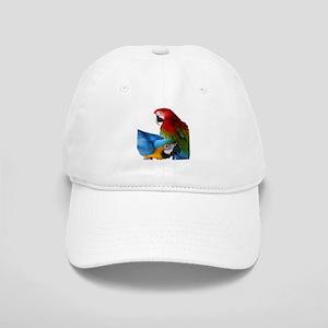 2 Macaws Cap