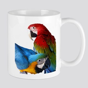 2 Macaws Mug