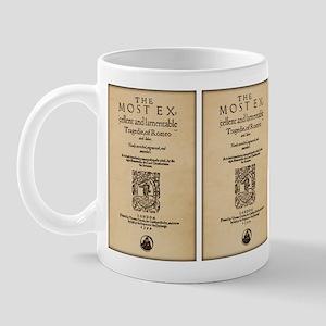 Romeo & Juliet Quarto (1599) Mug