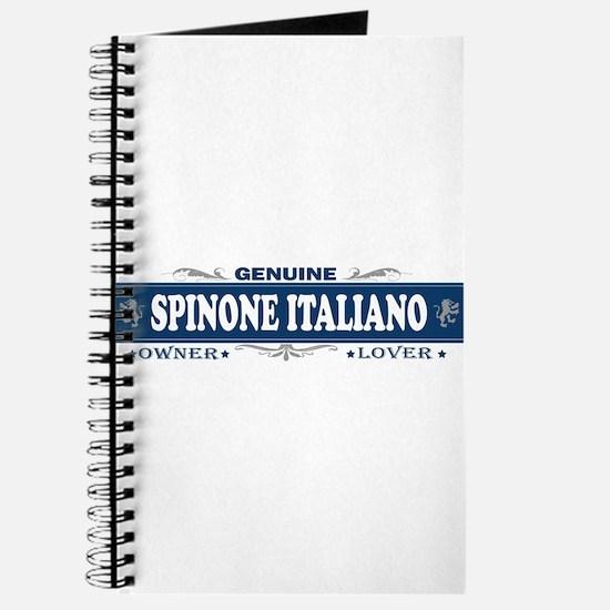 SPINONE ITALIANO Journal