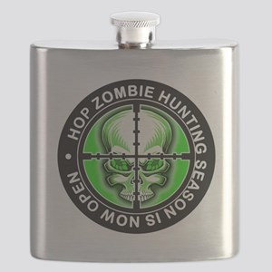 HOP ZOMBIE HUNTER Flask