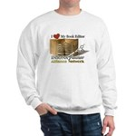 Editor Heart Sweatshirt
