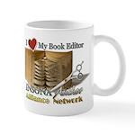 Editor Heart Mug
