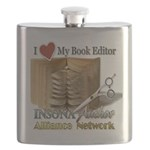 Editor Heart Flask