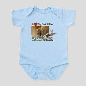 Editor Heart Infant Bodysuit