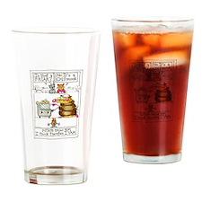 CHIPmonk Drinking Glass