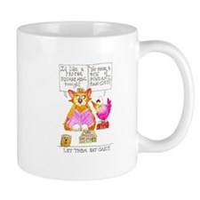 Square Meal Mug