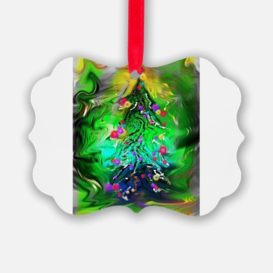 Northern Light - Christmas Ornament