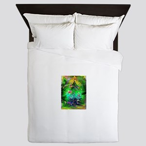 Northern Light - Christmas Queen Duvet