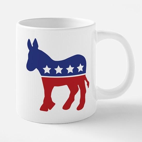 Democrat Donkey Mugs