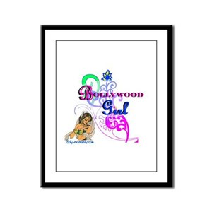 """""""It"""" GIRL! Framed Panel Print"""