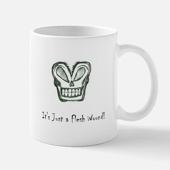 Flesh Wound Mug