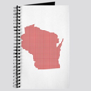 Red Dot Map of Wisconsin Journal