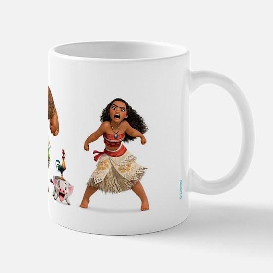 Moana Faces Mug Mugs