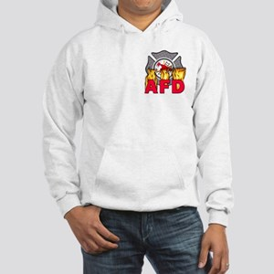 AFD Fire Department Hooded Sweatshirt