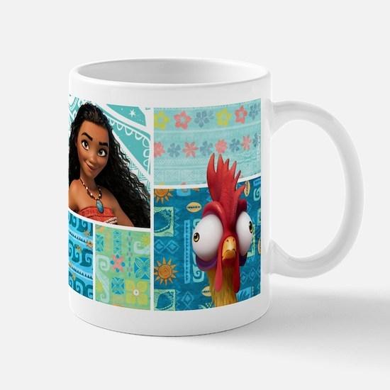 Moana Collage Mug Mugs