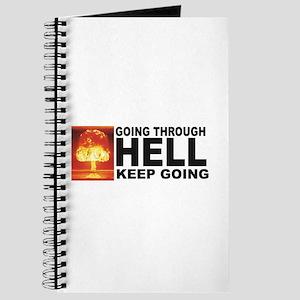 hell keep going Journal