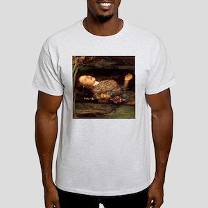Millais Ophelia Light T-Shirt