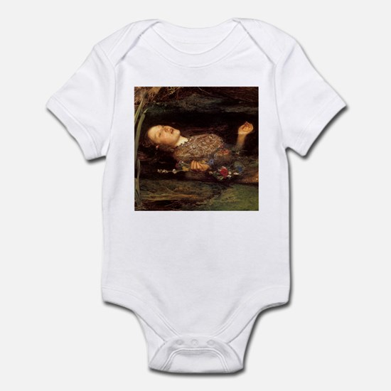 Millais Ophelia Infant Bodysuit
