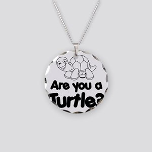 Are You a Turtle? Necklace