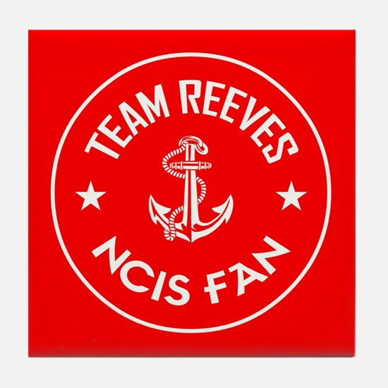 TEAM REEVES Tile Coaster