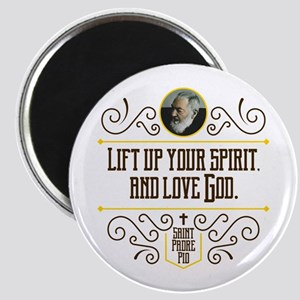 Life Up Your Spirit Magnets