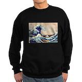 Wave Sweatshirt (dark)