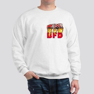 BFD Fire Department Sweatshirt