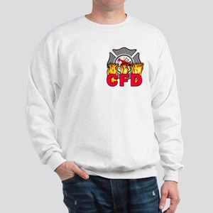 CFD Fire Department Sweatshirt