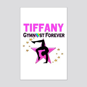 GYMNAST FOREVER Mini Poster Print