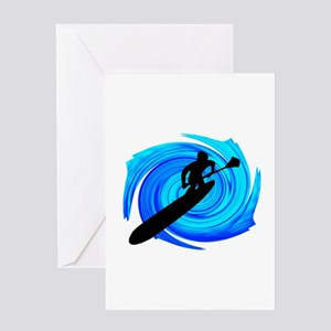 SUP Greeting Cards