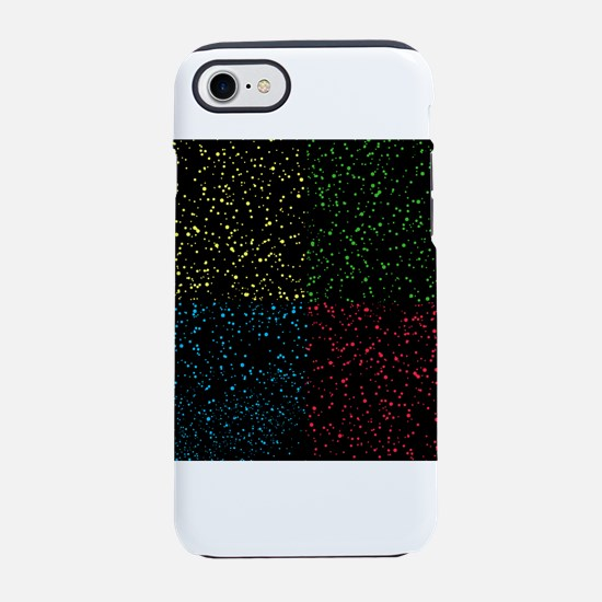 dotted pattern iPhone 8/7 Tough Case