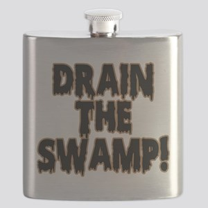 DRAIN THE SWAMP! Flask
