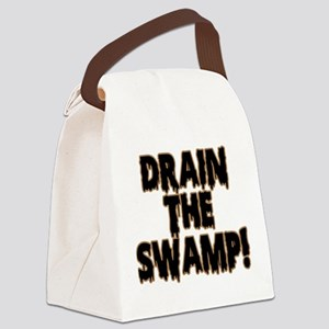 DRAIN THE SWAMP! Canvas Lunch Bag