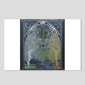 Gateway through the Veil of Shadows Postcards (Pac