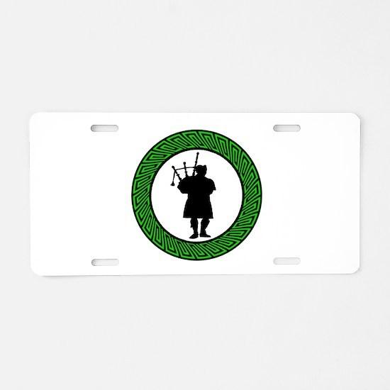 PIPER Aluminum License Plate