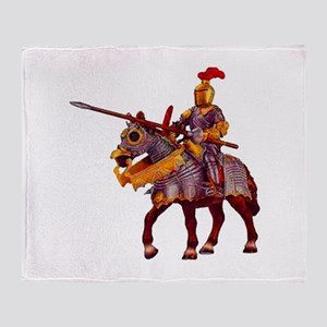 JOUST Throw Blanket